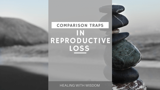 Comparison traps in reproductive loss